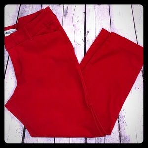 Old Navy the pixie pant